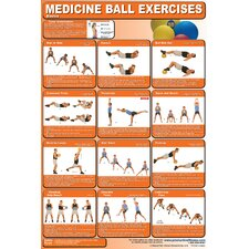<strong>Productive Fitness Publishing</strong> Medicine Ball Poster