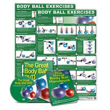 <strong>Productive Fitness Publishing</strong> The Ultimate Body Ball Set