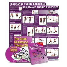 <strong>Productive Fitness Publishing</strong> The Ultimate Resistance Tubing Set