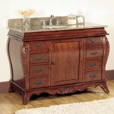 "48"" Sink Bathroom Vanity Set"