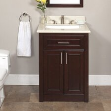 "Brighton 26"" Vanity Set with Backsplash"