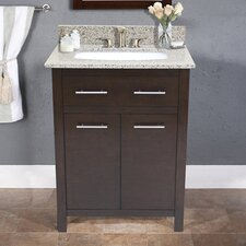 "Blanco 28"" Vanity Set with Backsplash"