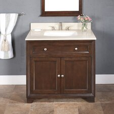 "Berby 36"" Vanity Set with Backsplash"