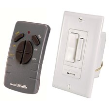 Wireless Command Remote Control Switch Set in White