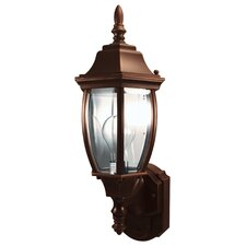 <strong>Heath-Zenith</strong> Alexandria 1 Light Outdoor Wall Lighting