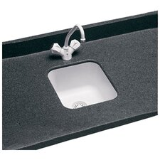 "Swanstone Classics 13.5"" x 15.5"" Undermount Bar Sink"