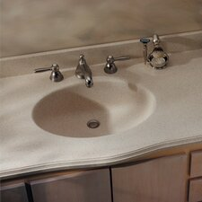 "Chesapeake 61"" Single Bowl Vanity Top"