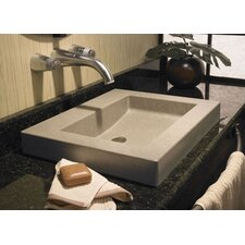 Metropolitan Palladio Above Counter Bathroom Sink
