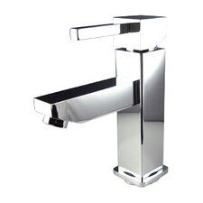 Versa Single Hole Mount Bathroom Faucet with Single Handle