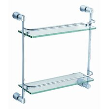 "Magnifico 15.75"" x 15"" Bathroom Shelf"