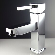 <strong>Fresca</strong> Versa Single Hole Mount Bathroom Faucet with Single Handle