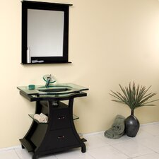 "<strong>Fresca</strong> Classico Cortese 31.75"" Modern Bathroom Vanity Set"