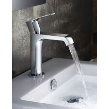 <strong>Fresca</strong> Tusciano Single Handle Deck Mount Vanity Faucet