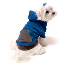 <strong>Fou Fou Dog</strong> Fou-Lar Fleece Dog Hoody