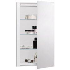 "R3 Series 16"" x 26"" Recessed Flat Medicine Cabinet"