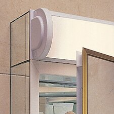 Side Kit for PL Series Medicine Cabinet and Vanity Light (Set of 2)