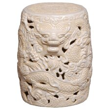 Dragon Garden Stool