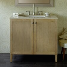 "Archive 36"" Bathroom Vanity Set"