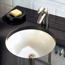 Archive Round Undermount Bathroom Sink