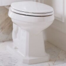 Lutezia Elongated Toilet Bowl Only