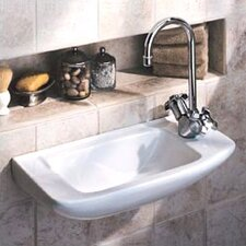 Elfe Wall Mount Bathroom Sink