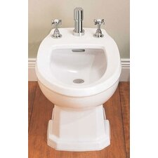 Lutezia Vertical Spray Bidet