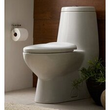 L'Expression Elongated 1 Piece Toilet