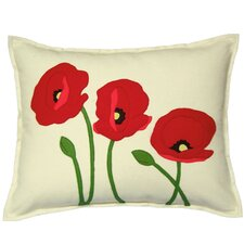 Poppy Trio Pillow