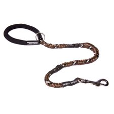 Mutley Dog Leash in Chocolate