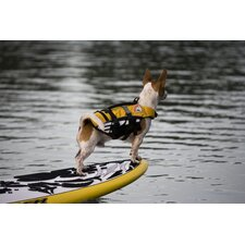 Doggy Floatation Device in Yellow