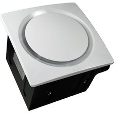 <strong>Aero Pure</strong> Super Quiet 80 CFM Bathroom Ventilation Fan