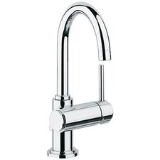 Atrio Single Hole Bathroom Faucet with Single Handle