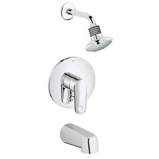 <strong>Grohe</strong> Europlus Shower Tub Combination Pressure Balance Diverter Tub Shower Faucet