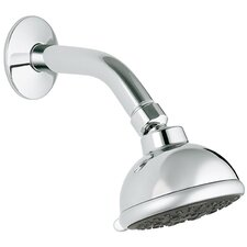 <strong>Grohe</strong> Tempesta Trio Shower Head with Arm and Flange