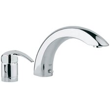<strong>Grohe</strong> Eurosmart Single Handle Deck Mount Roman Tub Faucet Trim