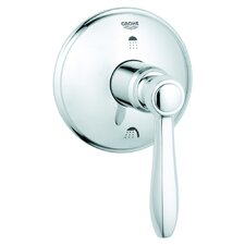 Somerset 3-Port Diverter Faucet Shower Faucet Trim Only