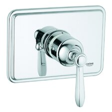 <strong>Grohe</strong> Somerset Pressure Balance Thermostatic Faucet Shower Faucet Trim Only