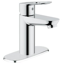 <strong>Grohe</strong> BauLoop Single Handle Centerset Bathroom Faucet with Escutcheon