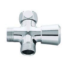 Shower Arm Diverter Valve
