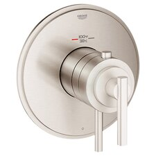 GrohFlex Timeless Single Function Thermostatic Trim with Control Module