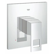 Eurocube Pressure Balance Volume Control Faucet Shower Faucet Trim Only