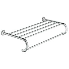 "Essentials 23.06"" Wall Mounted Multi Towel Rack"
