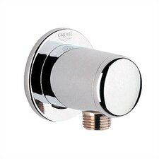 "Relexa 0.5"" Wall Union for Hand Shower"