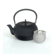 Solid Cast Iron Tea Kettle
