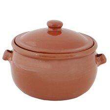 Terracotta Pottery Stew Pot