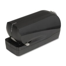 Electric Stapler, 20 Sh Capacity, 210 Staple Capacity, Black