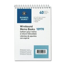 40 Sheet Memorandum Book (Pack of 12)