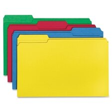 Top Tab Legal File Folder (100 Per Box)
