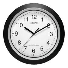 "11.5"" Atomic Analog Wall Clock"