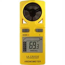 <strong>La Crosse Technology</strong> Handheld Anemometer